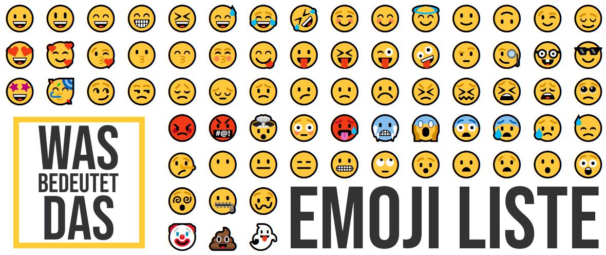 Emojis Facebook Kopieren